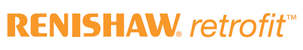 Renishaw retrofit logo