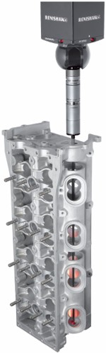SP25 on engine block