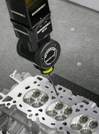 REVO valve seat measurement