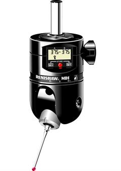 MIH manual probe head