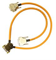 Y-cable adaptor kit component