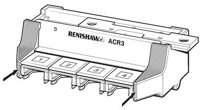 ACR3 alignment to CMM axis