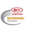 Renishaw changers promotion logo - Chien Wei