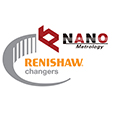 Renishaw changers promotion logo - Nano