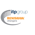 Renishaw changers promotion logo - ITP group