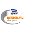 Renishaw changers promotion logo - Wei Hong
