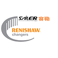 Renishaw changers promotion logo - Qingdo Sailer