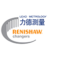 Renishaw changers promotion logo - Lead