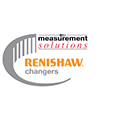 Renishaw changers promotion logo - Measurement Solutions