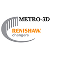 Renishaw changers promotion logo - Metro-3D