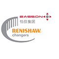 Renishaw changers promotion logo - Easson