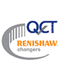 Renishaw changers promotion logo - QCT