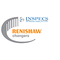 Renishaw changers promotion logo - Inspecs Metrology