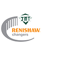 Renishaw changers promotion logo - JMT