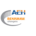 Renishaw changers promotion logo - AEH