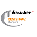 Renishaw changers promotion logo - Qingdao Leader