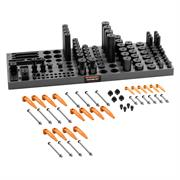 1/4-20 CMM and Equator™ system clamping component set B