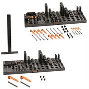 1/4-20 CMM and Equator™ system magnetic and clamping component set C