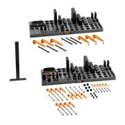 1/4-20 CMM and Equator™ system clamping component set C