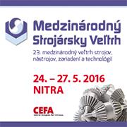 MSV Nitra 2016