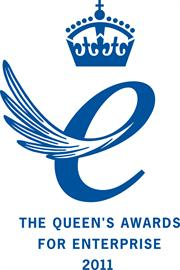 Queen's Award logo 2011