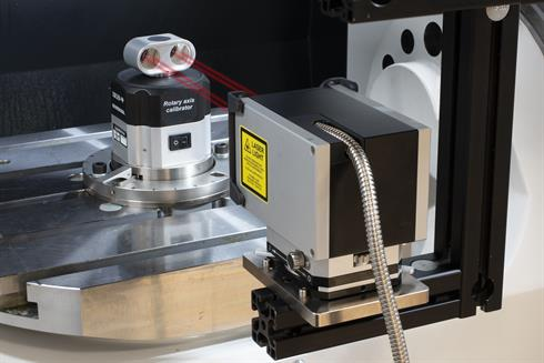 Rotary measurement with XM-60