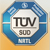 Renishaw has obtained a compliance certificate from TÜV SÜD