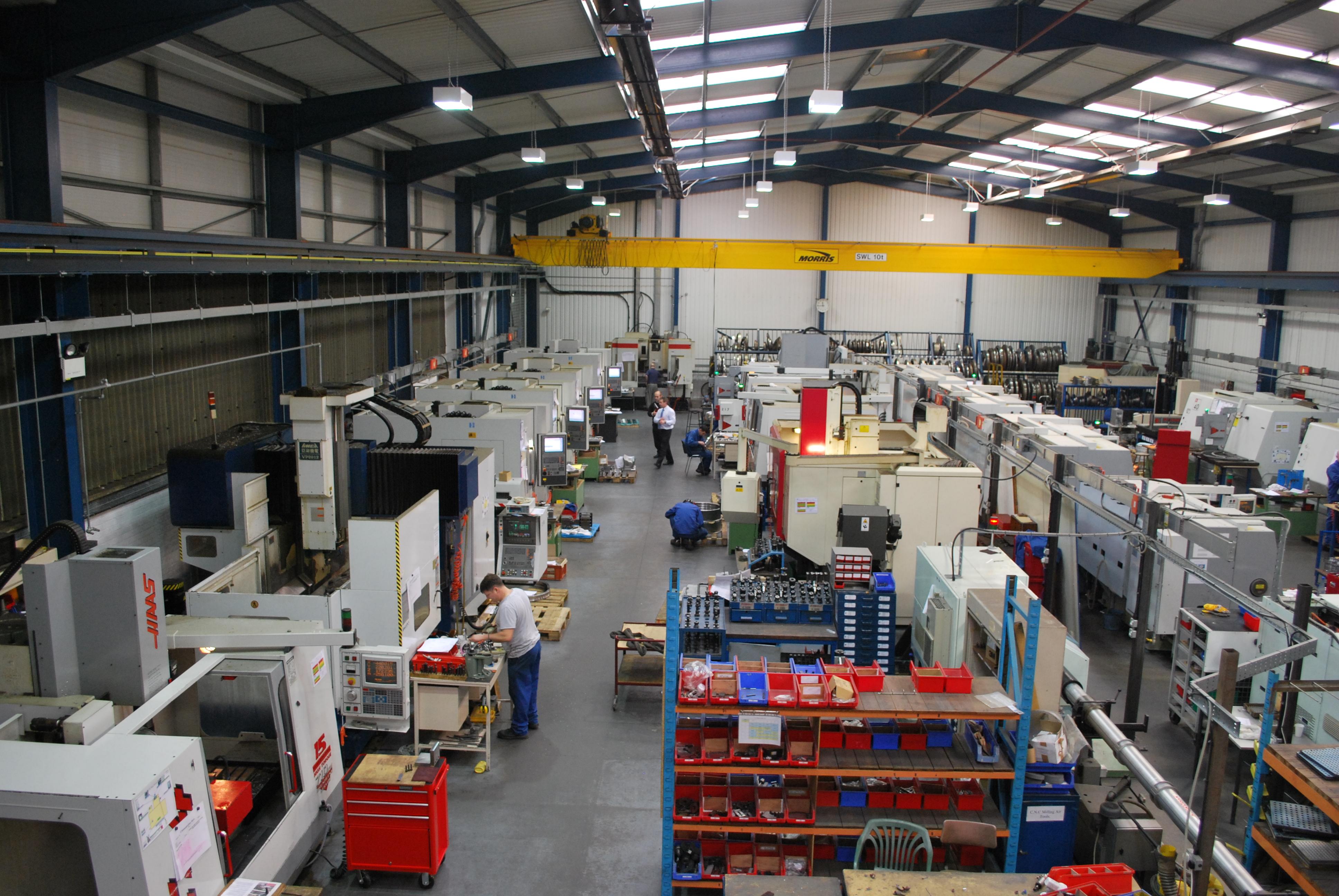 machine industries