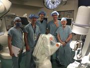 Neurosurgical team at LHSC