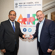 Renishaw supports UK and India business ties thumbnail