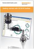 Getting started with QC20-W ballbar DVD