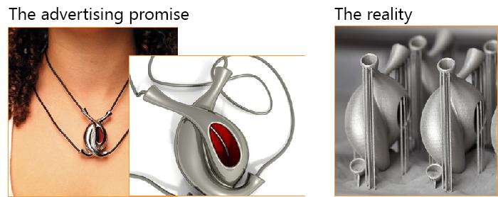 Aorta manufacturing