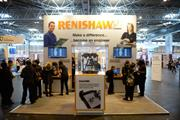 Renishaw stand at the Big Bang Fair 2014
