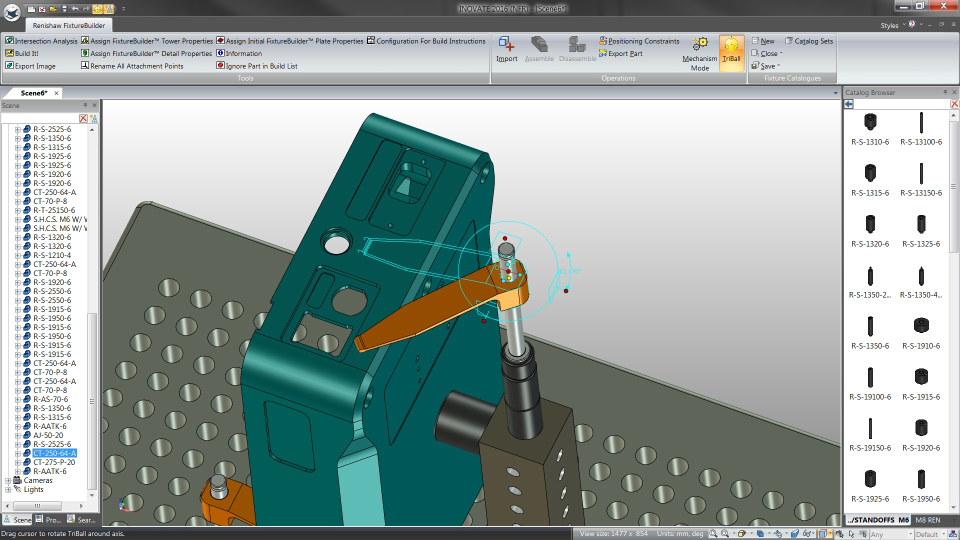 Renishaw Has Launched Fixturebuilder 3d Modelling Software