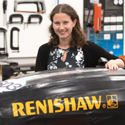 fadff2d8e8ab Global engineering technologies company Renishaw is the official sponsor of  the 2019 Castle Combe heat of the national Greenpower electric car racing  ...