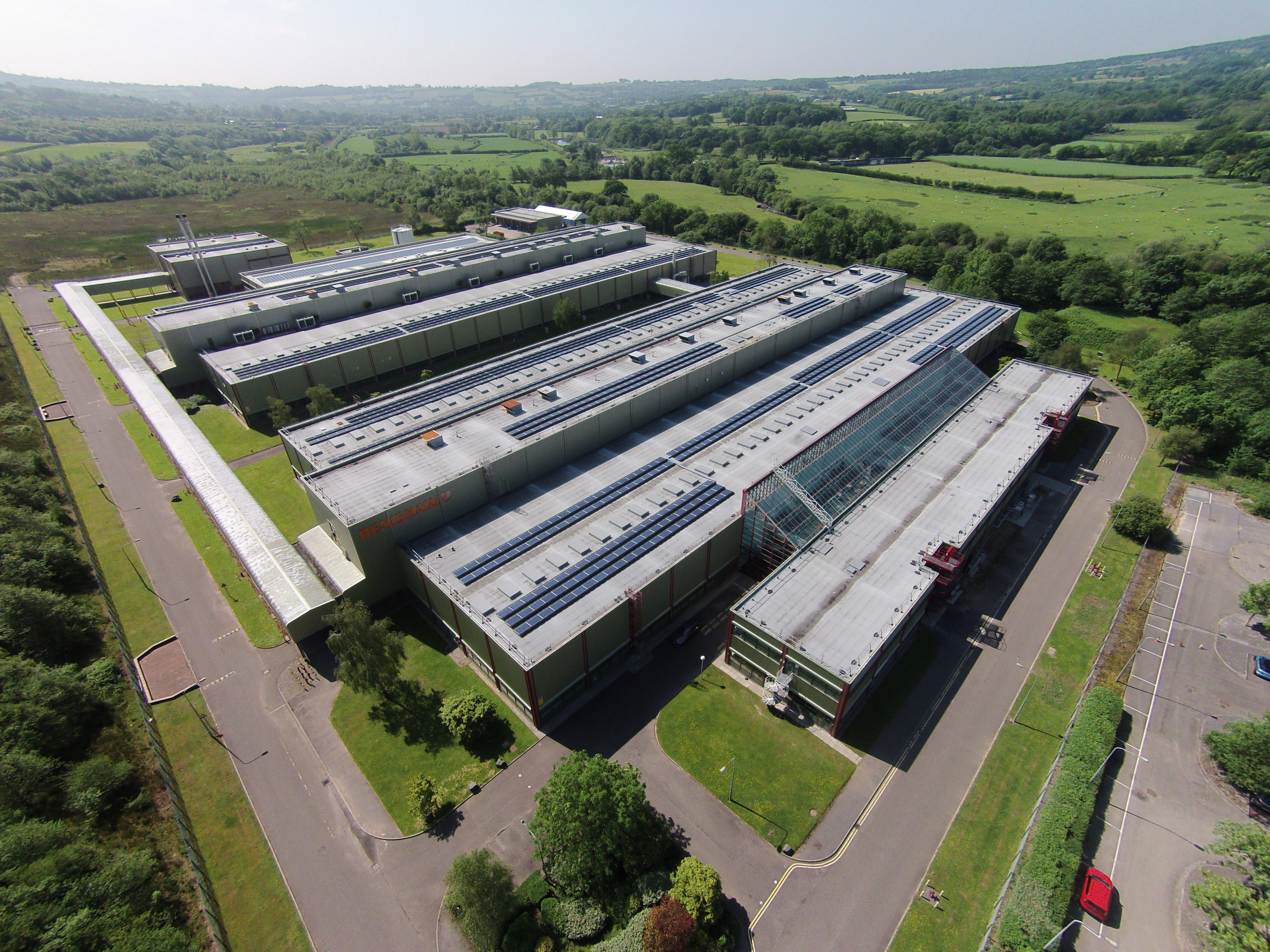 Renishaw Smart Manufacturing Solutions Take Centre Stage