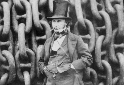 Image result for i k brunel