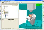 The new machine simulation module reduces the risk of error