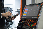 Using Set and Inspect Program builder mode on a Mazak control