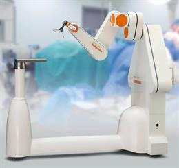 The neuromate sterotactic robot is used for a range of functional neurosurgical procedures