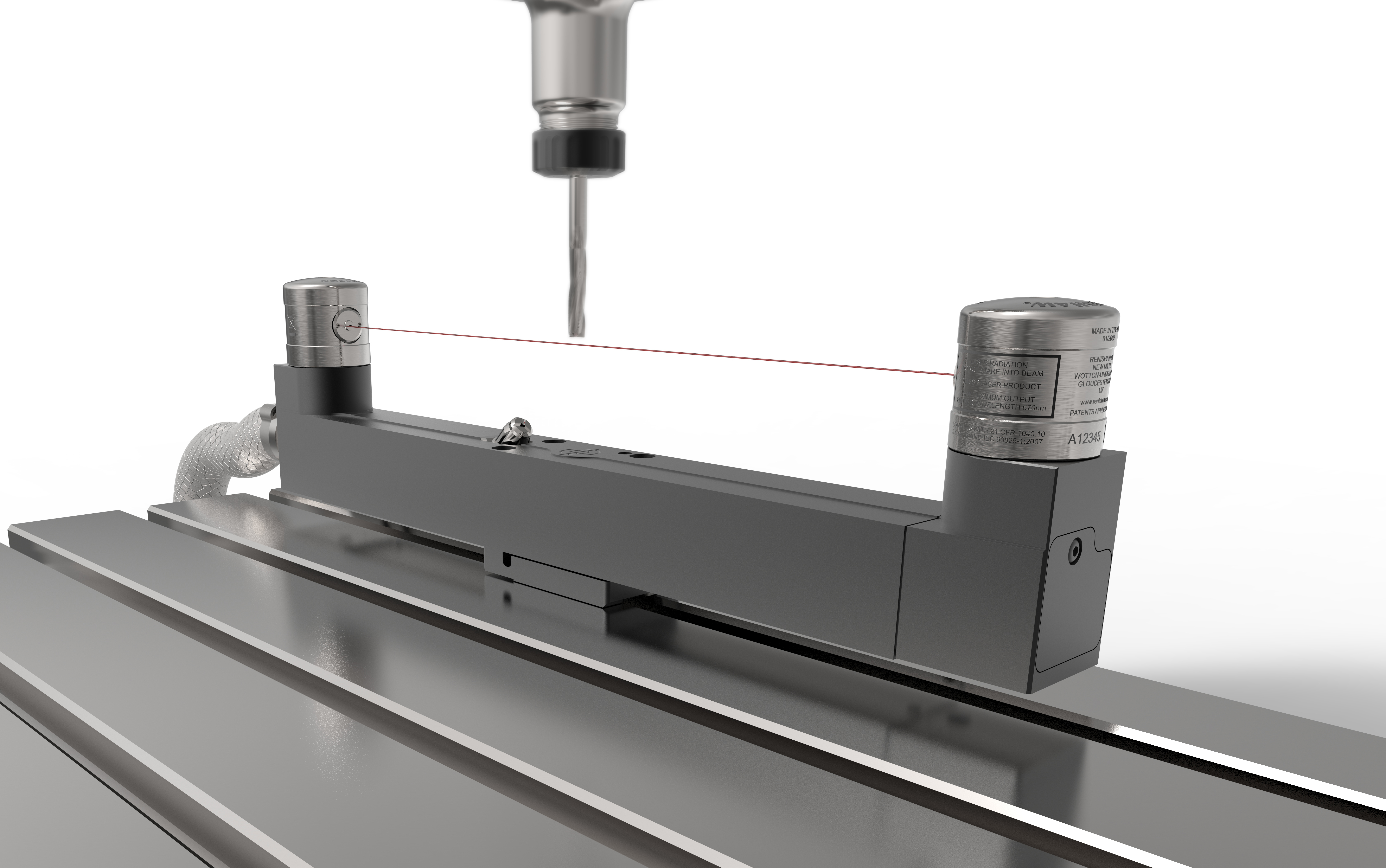 Improved Non Contact Tool Setting Solutions From Renishaw