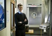 FGP's 5-axis section manager Simon Griffith-Hughes