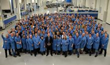 Woodchester site named Best Electronics and Electrical Plant 2013