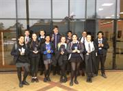 Future Brunels students experience engineering during visit Renishaw