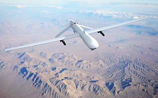 Drone/UAV - accurate laser rangefinders for manned and unmanned aircraft