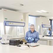 Lab development at Renishaw Diagnostics