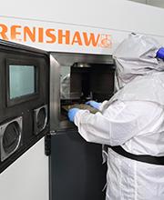 Renishaw金屬 3D 列印技術助國研院儀科中心推動生醫產業創意與發展