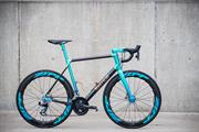 Bastion Cycles AM road bike. Photo credit Leon Van Bon