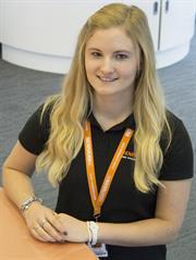 Emma Robertson, Renishaw Engineer