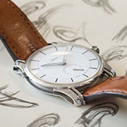 Holthinrichs Watches 'Ornament 1' watch on sketch book